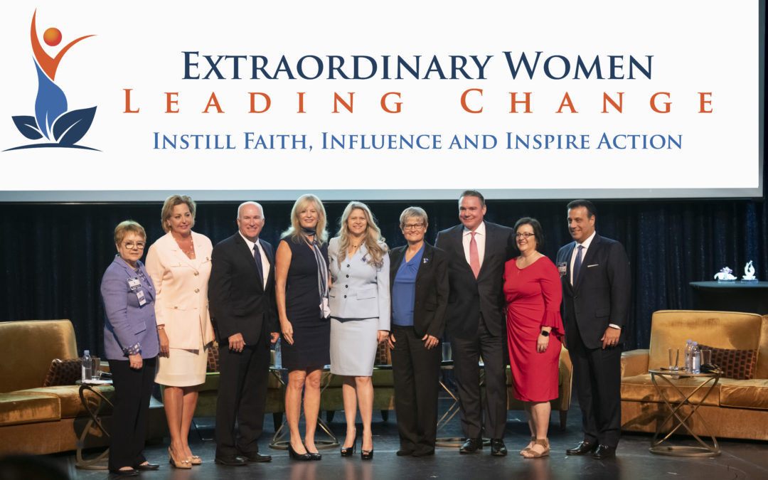 Extraordinary Women Leading Change Leadership Conference